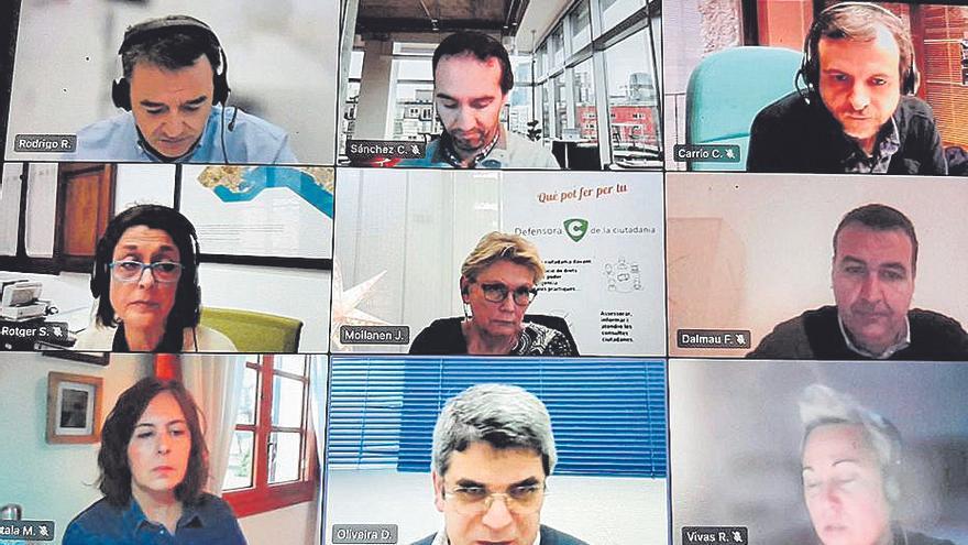 Palmario | Peligro de colapso de la oficina de la Defensora