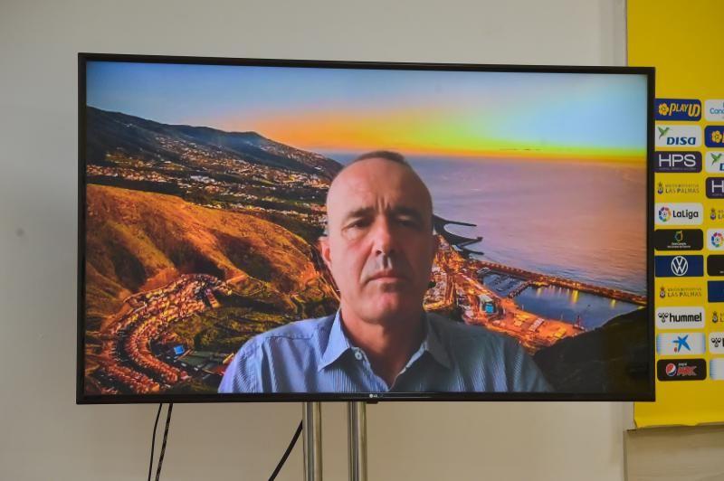 Presentación del Torneo Benéfico por La Palma
