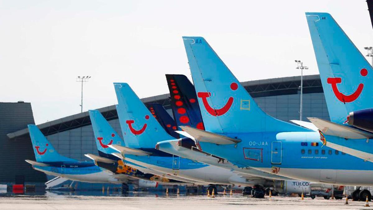 TUI ya ha llenado cuatro aviones