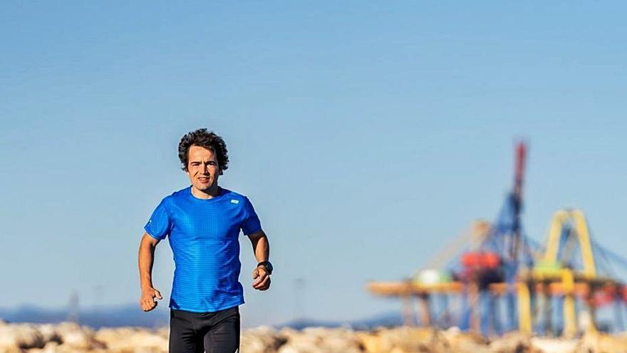 El ultrafondista Iván Penalba estará el domingo en Tegueste
