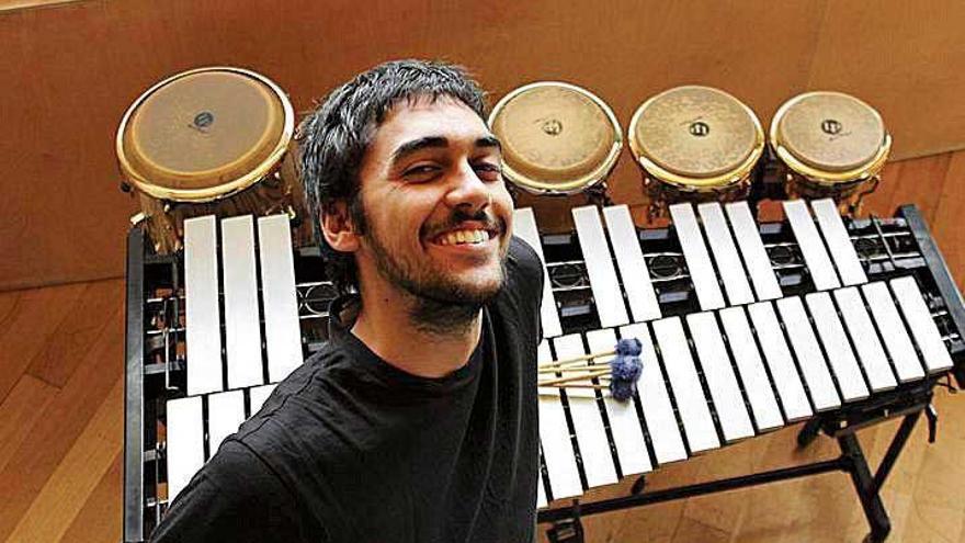Joan Pérez-Vallegas gana el concurso Jazz Comp Graz de la Universidad de KUG