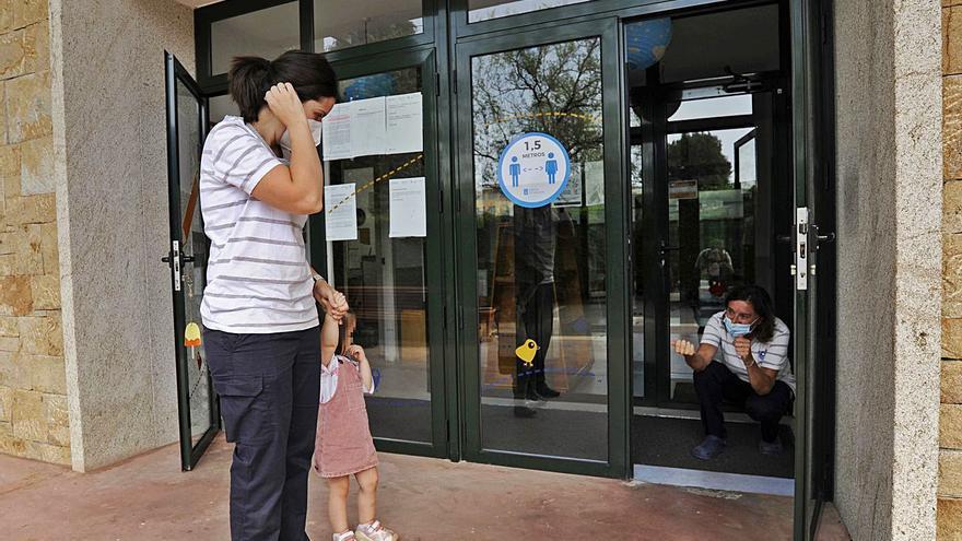 Las guarderías mantienen su nivel de matrícula y el 60% de los pequeños acude por primera vez