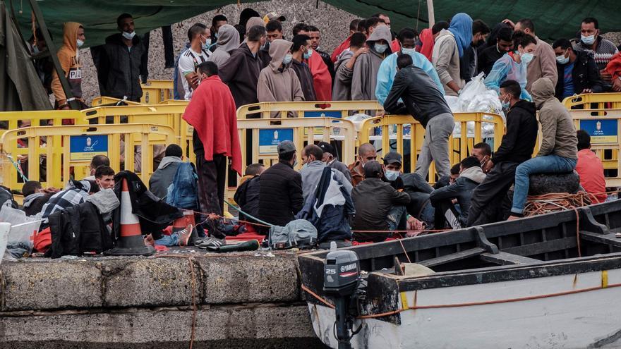 """NC ve """"inaceptable"""" el plan migratorio por descartar las derivaciones al continente"""