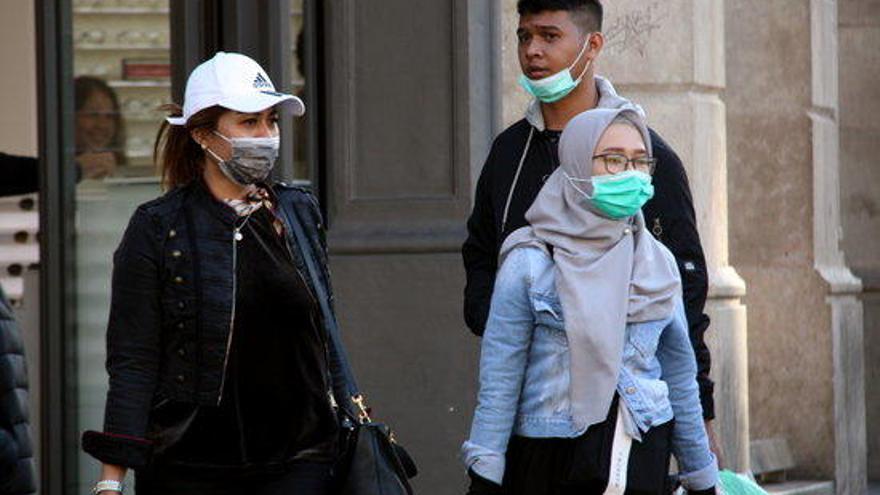 El Departament de Salut confirma 135 casos nous de coronavirus a Catalunya
