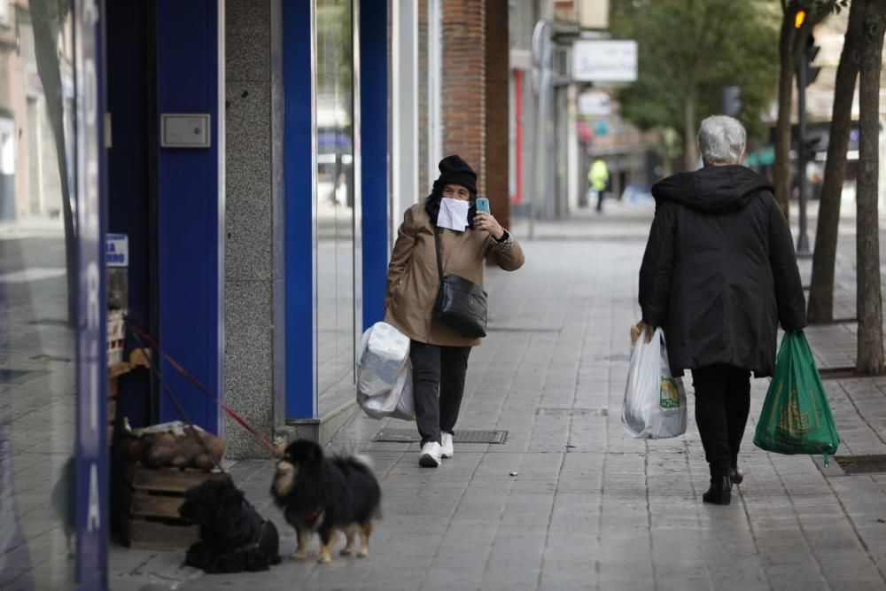 Zamora afronta un nuevo día de confinamiento por el coronavirus