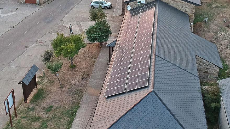 La lenta amortización evita la instalación de placas solares en Zamora pese al alza de la luz
