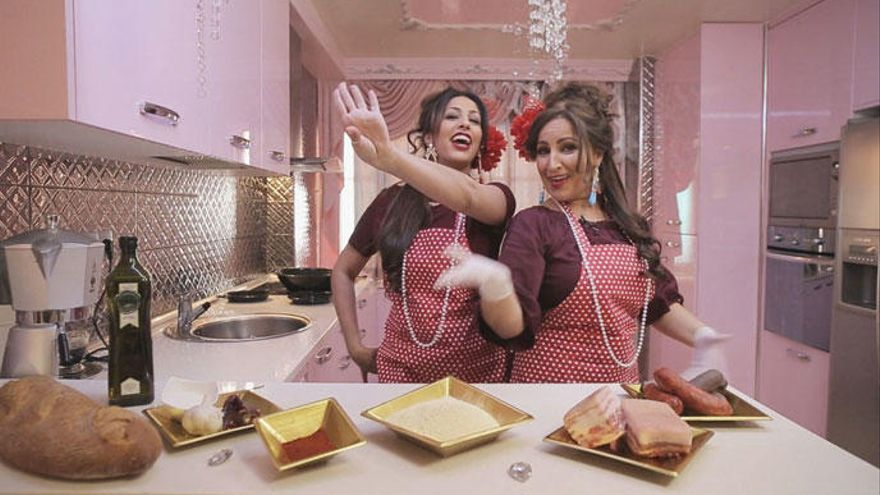 Els 'Gipsy King', ara cuiners a 'Gipsy Chef'