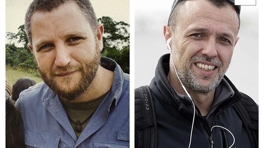 El CNI trabaja en Burkina Faso para esclarecer el asesinato de los dos periodistas españoles