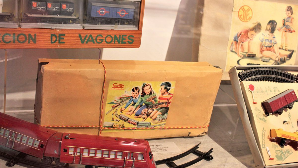 El museo cuenta con una selección de 450 juguetes