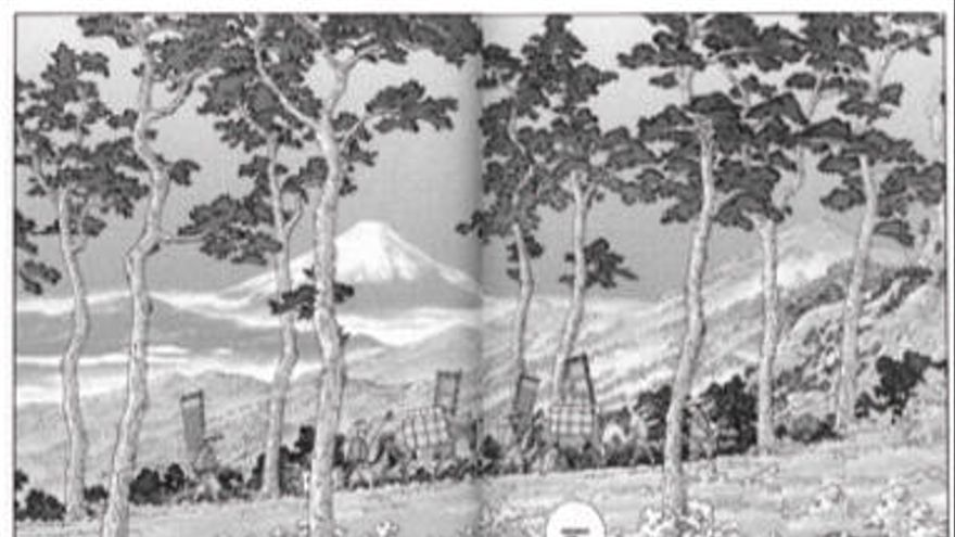 Jiro Taniguchi vuelve