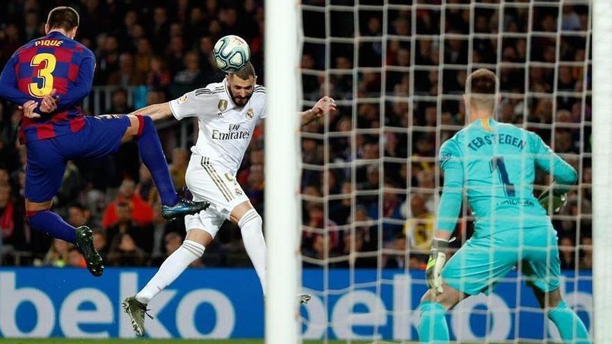Conquista sin victoria del Real Madrid en el Camp Nou