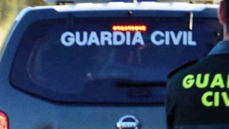 Abatido un joven en Teruel después de agredir con un cuchillo a un guardia civil