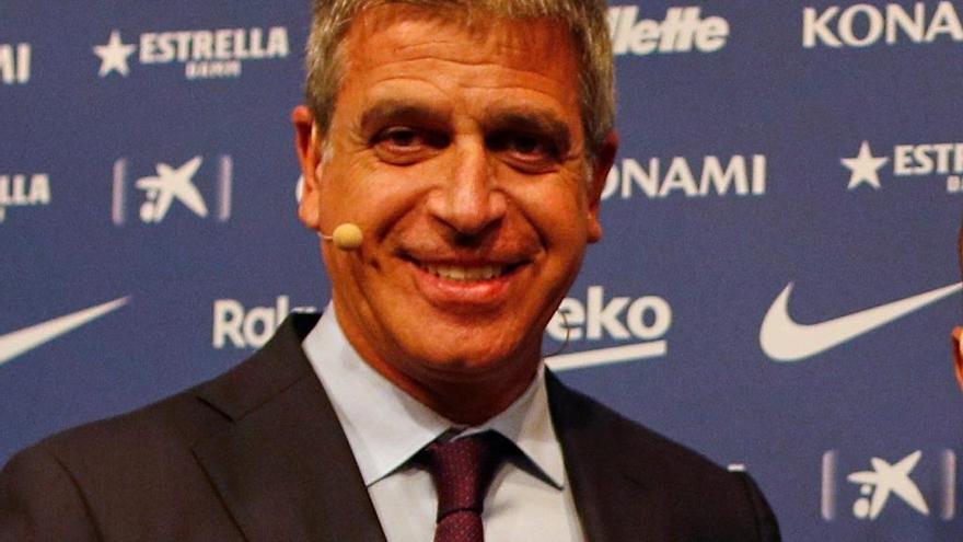Dimite el vicepresidente del Barcelona Jordi Mestre