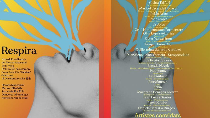 Exposición colectiva Respira