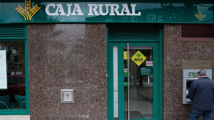 Caja Rural de Asturias gana 9,6 millones, el 5% menos, a causa del covid
