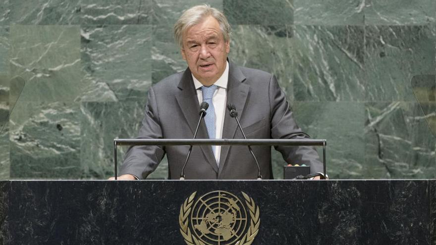 La ONU pide unidad internacional contra el resurgir del antisemitismo
