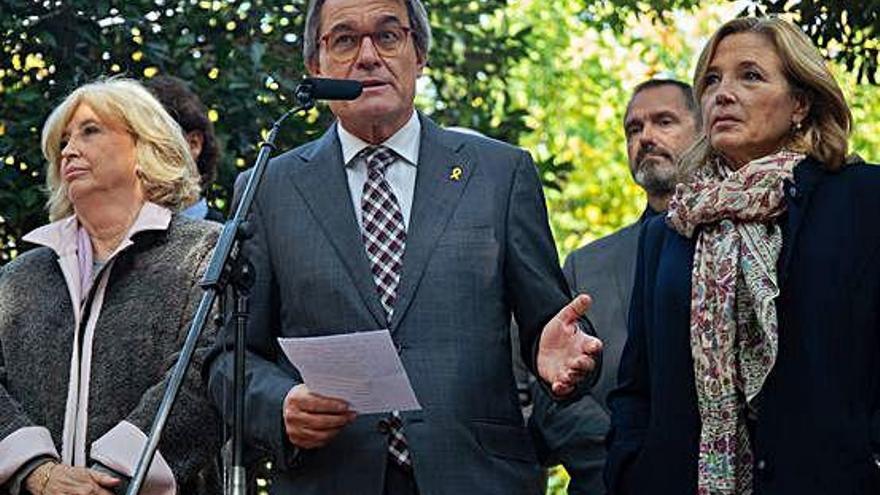 El TSJC denuncia Ortega per esquivar des del Govern la inhabilitació pel 9-N