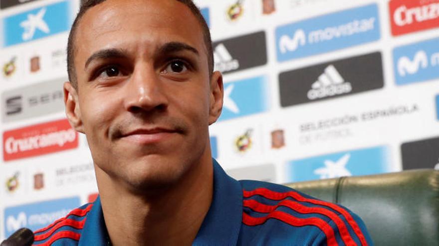 Rodrigo, alternativa a Griezmann para el FC Barcelona