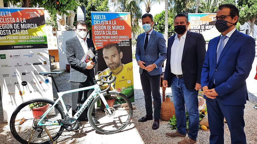 Una Vuelta a Murcia bajo secreto