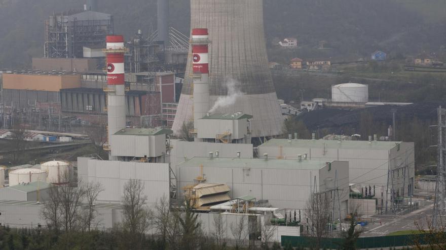 El consumo de gas se dispara en Asturias por el funcionamiento de los ciclos combinados