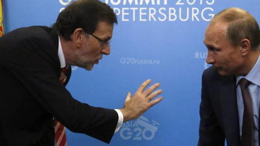 L'OTAN retreu a Espanya que permeti a la flota russa reabastir-se a Ceuta