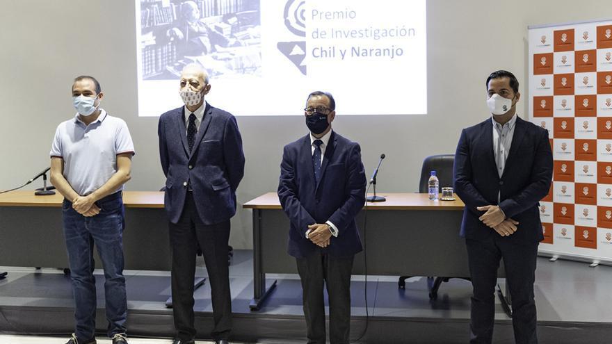 Víctor Perera Mendoza, ganador del Premio Gregorio Chil y Naranjo 2021