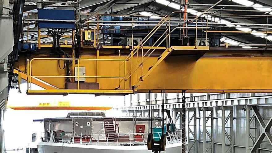 Salvamento prioriza a Caesa BG y Honeywell para el proyecto de I+D por el que puja Armón Vigo