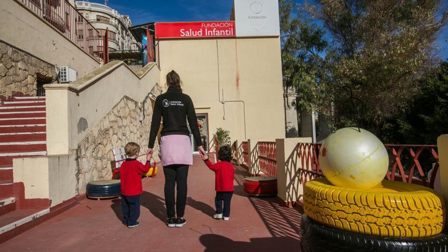 BBVA dona 35.000 euros para un proyecto de la Fundación Salud Infantil