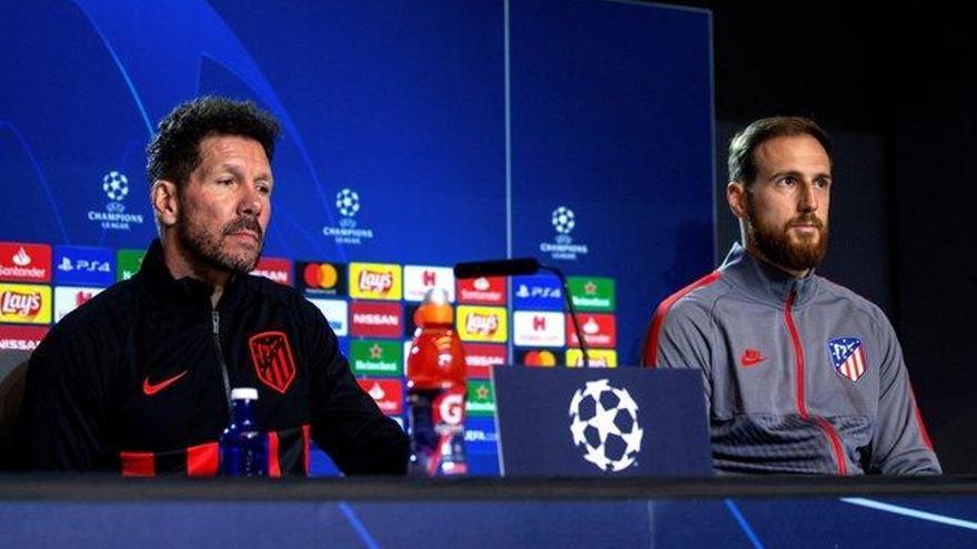 La Champions vuelve a poner a prueba a Simeone