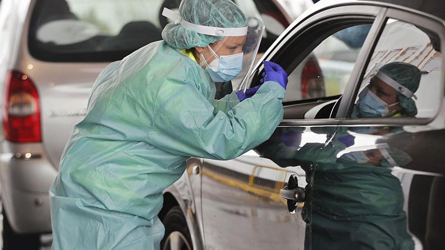 El 73% de las pruebas PCR individuales del área se realizaron a través de los autoCOVID