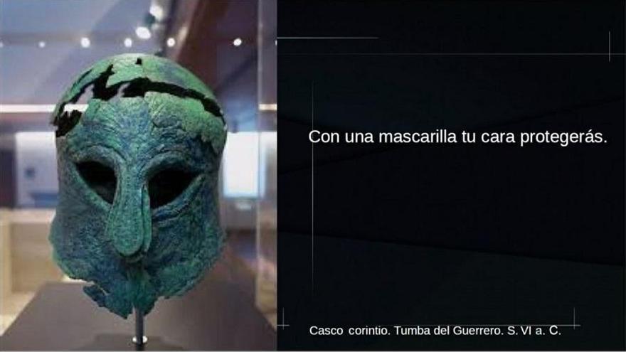 El Museo de Málaga juega y divulga por internet