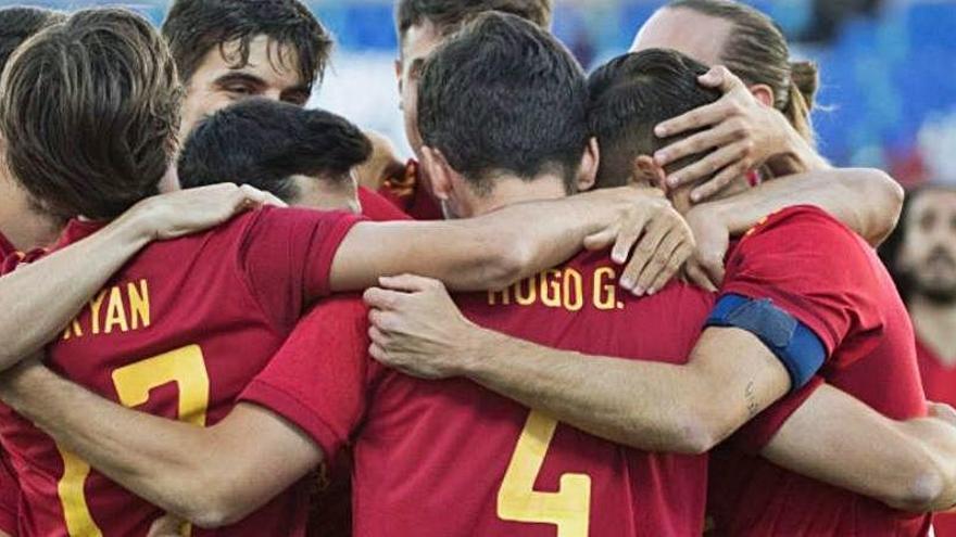 """La emoción de Joaquín Guillamón: """"Soy el padre más feliz de España"""""""