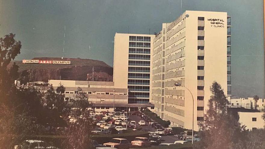 El Hospital Universitario cumple 50 años