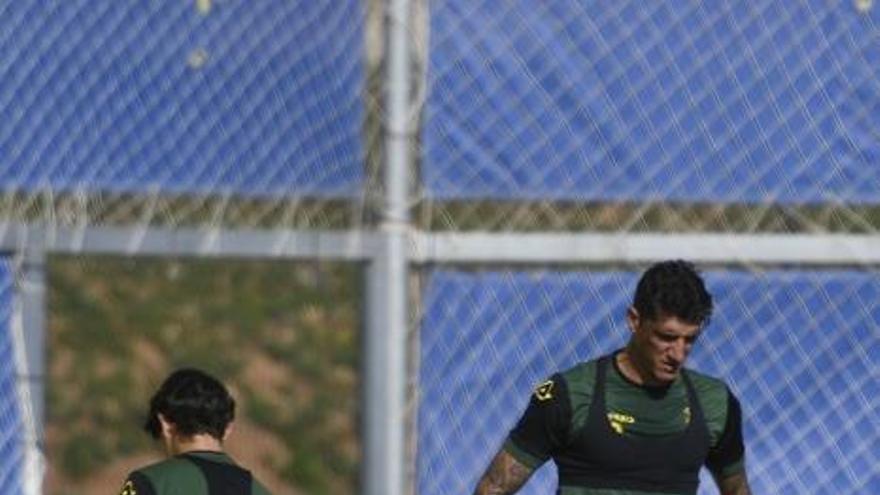 Entrenamiento de la UD Las Palmas (28/11/2018)