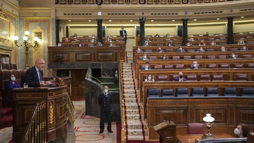 Directo | Sánchez responde a la oposición en el Congreso sobre los indultos