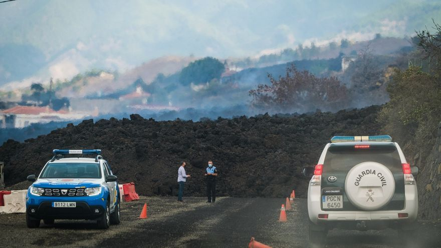 La tarjeta del paro se renovará automáticamente en La Palma mientras dure la alerta
