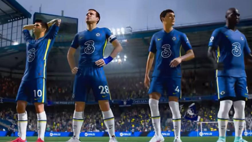 EA estudia un cambio de nombre para los videojuegos FIFA