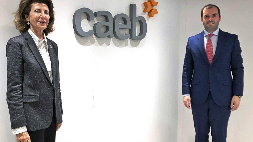 CAEB y CEOE presentan una plataforma «ágil» para tramitar fondos europeos