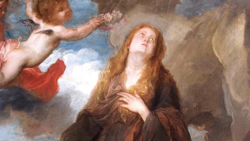 Santa Rosalía, una santa contra las epidemias