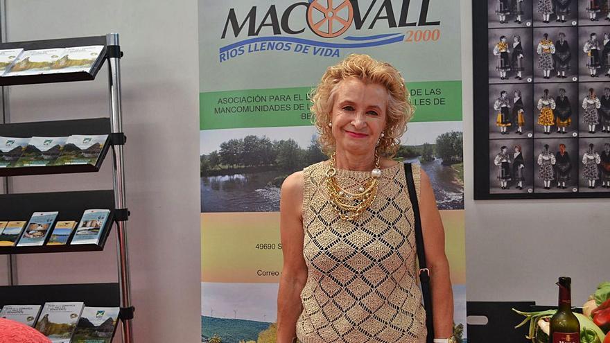 Zamora Vaciada: Macovall inicia un programa de apoyo al emprendimiento de la mujer rural