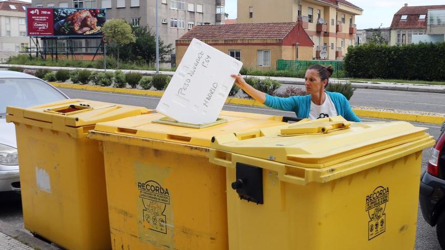 La tasa de reciclaje de envases domésticos en Galicia asciende  a las 58.000 toneladas