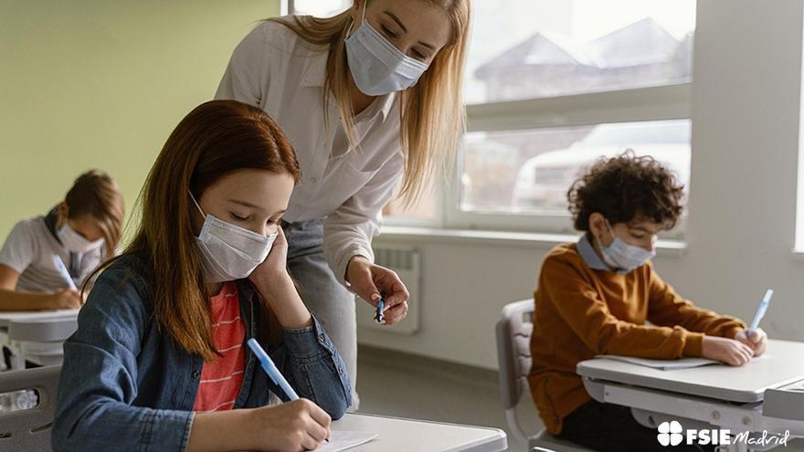 La distancia interpersonal no evita la exposición al virus en interiores