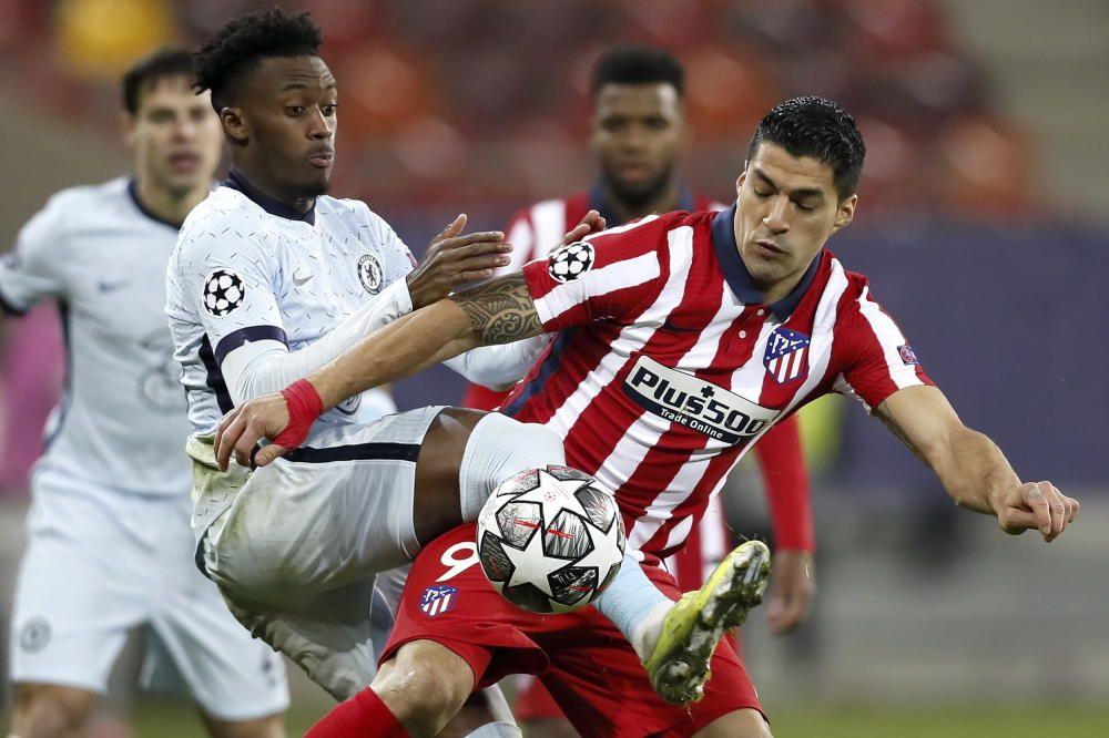 Champions League: Atlético de Madrid - Chelsea