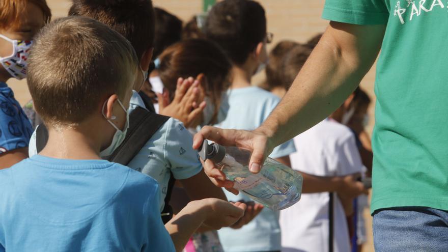 Consulta aquí las listas de admisión en Infantil en Castellón