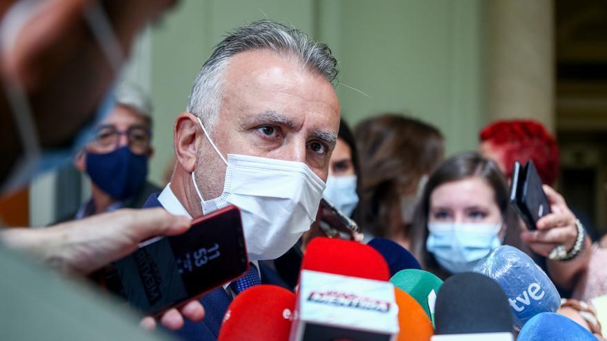 Torres exige «solidaridad obligatoria» en la atención a los menores migrantes