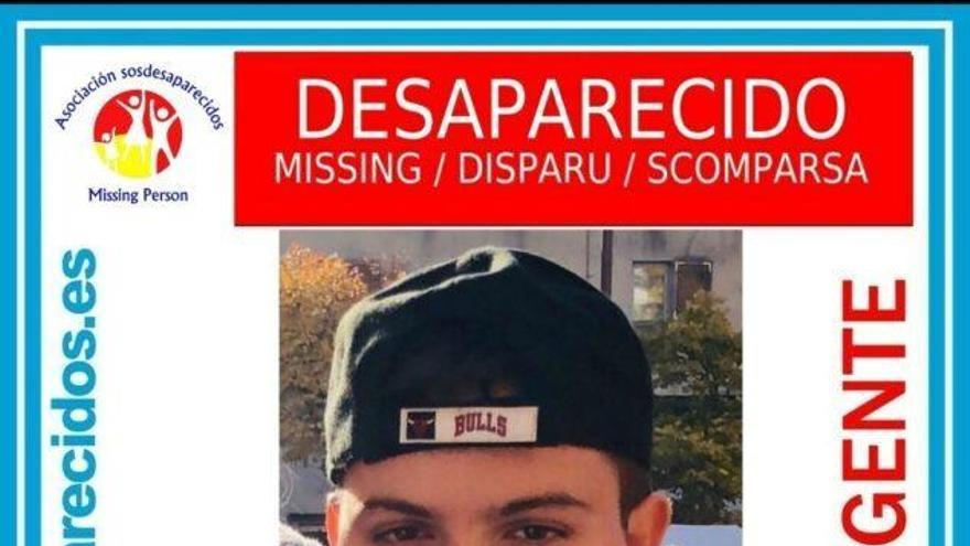 Buscan a un joven de 20 años desaparecido en Dénia
