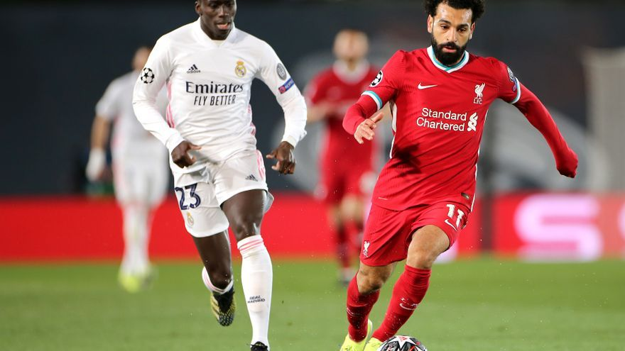 El Real Madrid pone a prueba en Liverpool su resistencia física y su idilio con la Champions