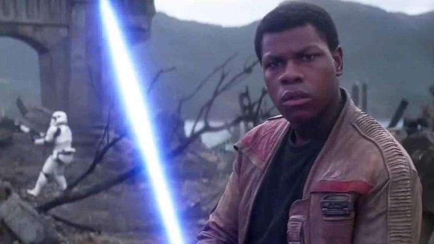 'Star Wars' sigue liderando la taquilla tras las navidades