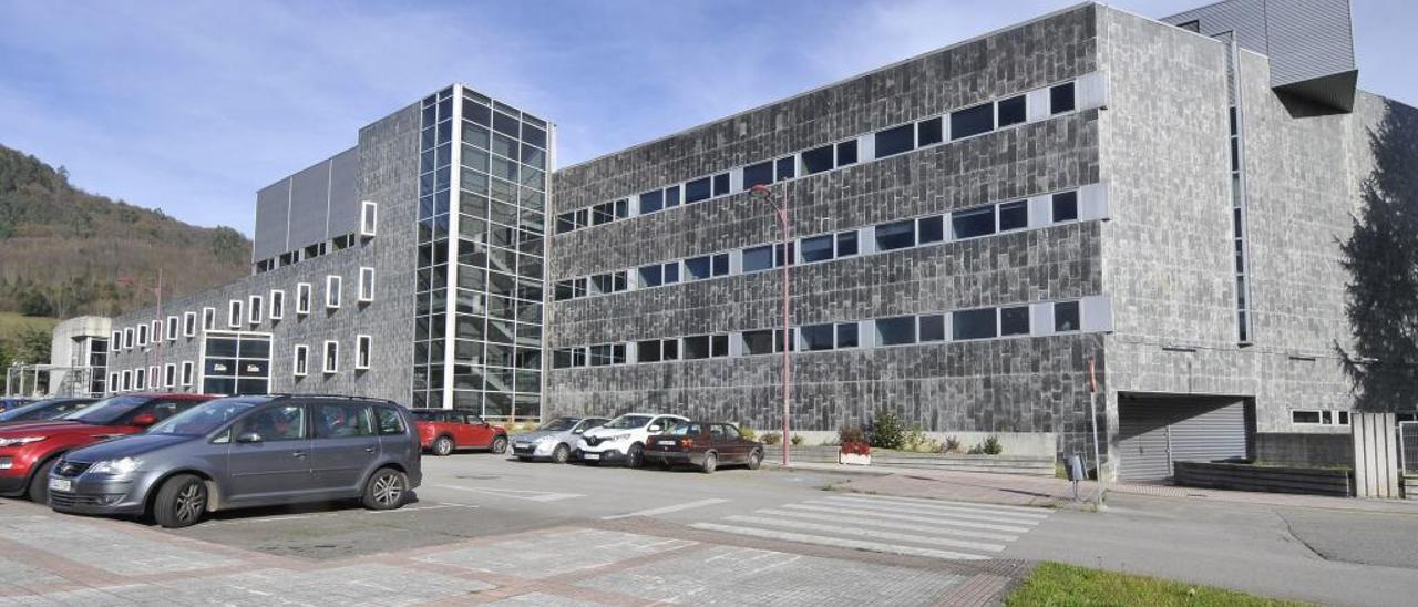 Hospital Valle del Nalón.