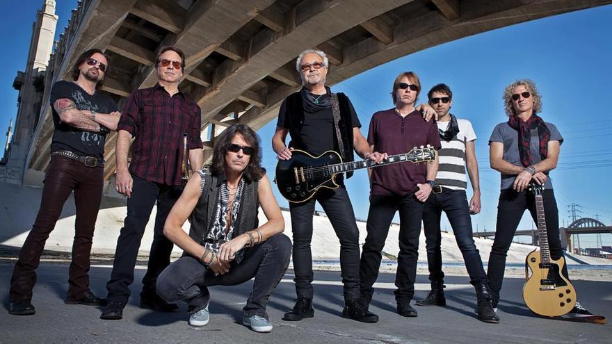 Foreigner celebra 40 años de rock en Puente Romano